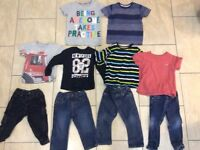 BOYS JOB LOT 12-18 months mostly next