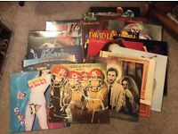 Vinyl albums x 20 trade or sell as a lot