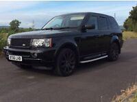 2006 Range Rover sport HSE 2.7 TD