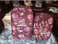 2 FRENZY suitcase bargain £25