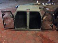 TRANS K9 DOG CAGE