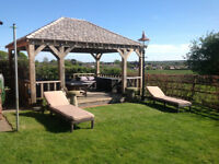 Gazebo ENGLISH OAK Framed Gazebo 5m x 4m