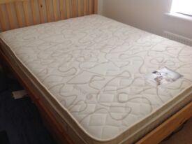 Luxury kingsize mattress