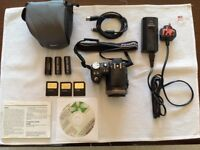 Fujifilm 6900Z Digital Camera and Accessories