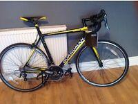 Brand new 2016 boardman carbon road bike , plus £200 accessories...