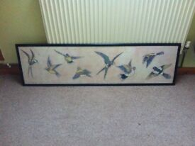 Eye catching wall art!