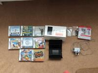 Nintendo DSi with 8 games