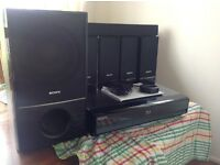 Sony BDV-E300 Home Theatre System with original accessories. Good working order