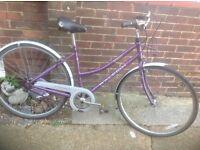 Ladies Raleigh Caprice 3 speed Town Bike