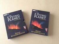 THE LIVING PLANET with David Attenborough