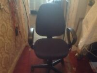 Office chair,£10.00