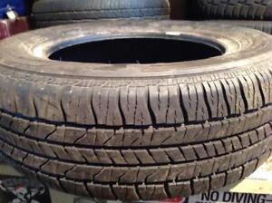 1 pneus d'été 185/65 r14 goodyear allegra Touring.  70$