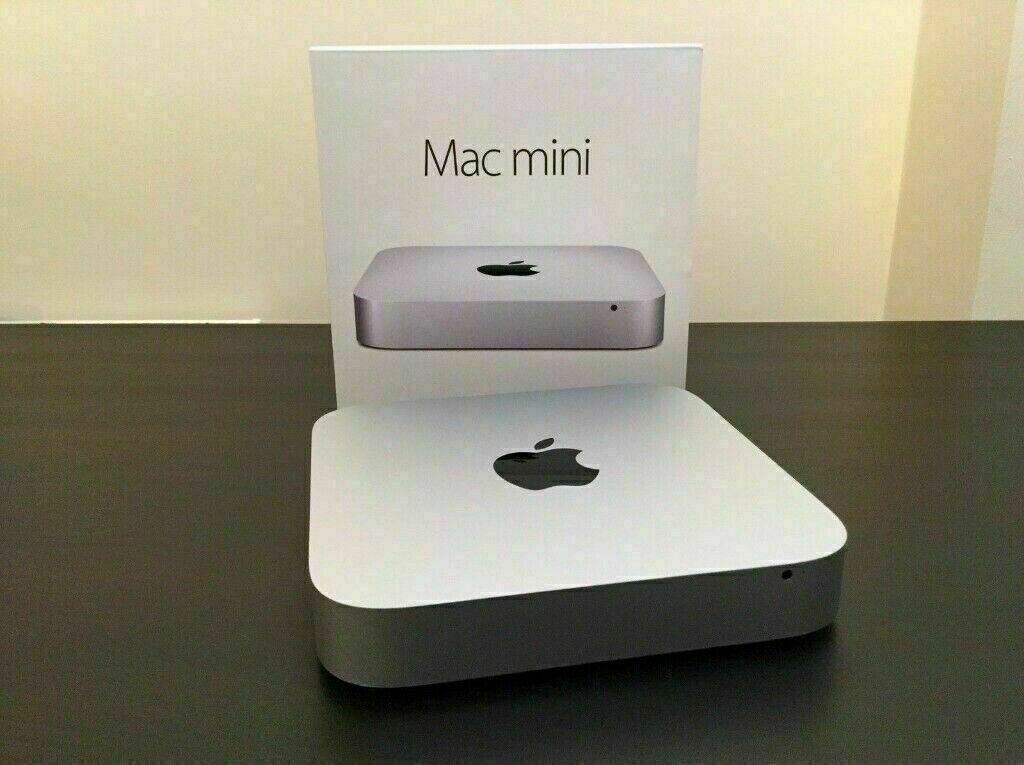 Apple Mac Mini Quad Core i7 2 3GHz 4gb Ram 128gb SSD Logic Pro X Antares  Auto-Tune Ableton Waves | in Croydon, London | Gumtree