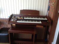 Technics electric organ
