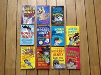 Horrid Henry book bundle (11 books)