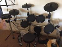 Gear4Music electronic Drum Kit DD450