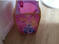Disney Princess Pop Up Storage