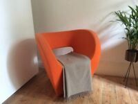 Second hand Original designer Ron Arad Moroso armchair