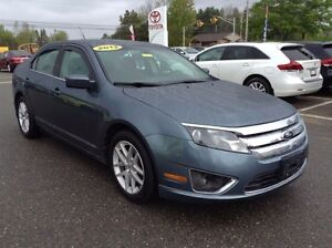 2012 Ford Fusion SEL - Ext. Warranty! ONLY $103 BIWEEKLY 0 DOWN!