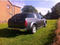 Nissan Navara Excellent Condition Low Mileage and No Vat