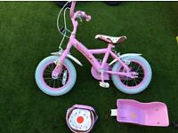 """Apollo cupcake 12"""" bike in nearly new condition £30"""