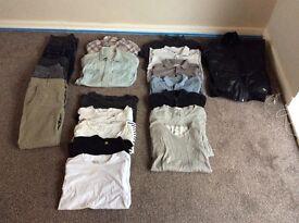 Men's Clothing Bundle - 90% All Saints - Size Small