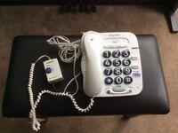 BT big Button Telephone