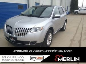 2011 Lincoln MKX LOW KM LOCAL TRADE