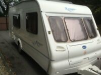 Bailey Ranger 510/4 - great 4 berth Caravan