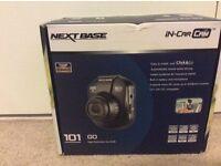 Next base in car camera new in box
