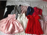 Girls dress bundle 2-3 years