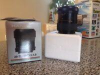 Hankmex 28-70mm f3.5-4.8 lens