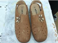 Ladies Cotton Traders Casual Shoes