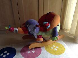 Mamas & Papas Elephant rocker