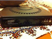 technika digital terrestrial receiver freeview box