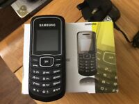 Samsung GT- E 1080 Mobile with £30 Lebara Credit Included