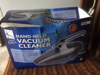 Hand-Held Vacuum Cleaner