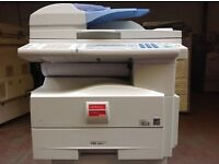 MPF 161 printer scan and fax