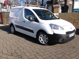 2013 Peugeot partner panel van 1.6 diesel long mot 🚗🚙