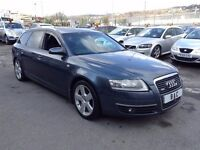 AUDI A6 2.0TDI AVANT S LINE 2006++2 OWNER FROM NEW++TIMING BELT & PUMP REPLACED++GOOD HISTORY!