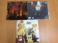 3 Abba vinyls