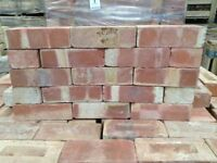 NEW 65MM PRE WAR COMMON BRICKS @ £0.64 EACH.