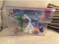 Kids nemo fish tank