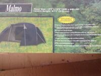 Large dome tent 14.5x14.5 4.5m x4.5 used once and in perfect condition