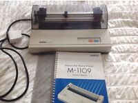 Brother M-1109 impact dot matrix printer