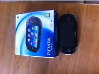Ps vita missing charger £70 ono
