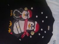 Christmas Jumper - worn once
