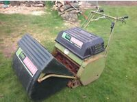 "26"" Hayter lawn mower. Worked last year but not this."