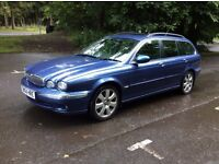 Jaguar X-Type 2.0 D SE 5dr estate diesel