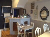 We are lookin for a chef with fresh food experience. South Liverpool. 07472439526 for more info.